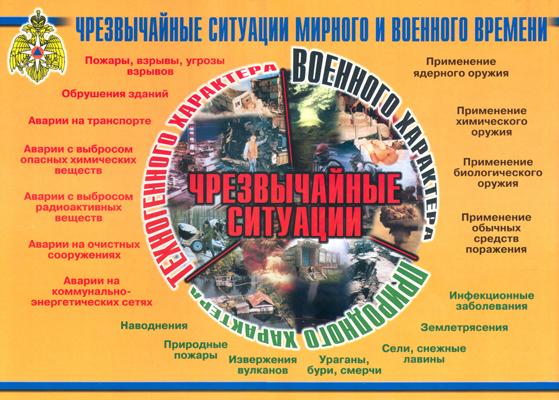 Защита населения в чрезвычайных ситуациях в мирное и военное время в калаче-на-дону
